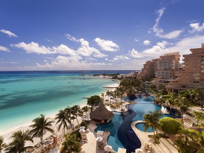Отель Grand Fiesta Americana Coral Beach Cancun 5* Канкун Мексика
