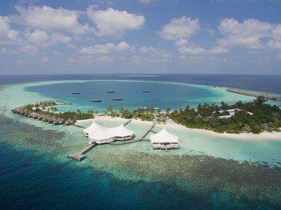Отель Safari Island Resort & Spa 4* Ари (Алифу) Атолл Мальдивы