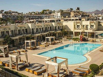 Отель Cataract Layalina Resort 3* Шарм эль Шейх Египет