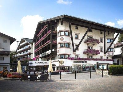 Отель Alpenhotel & Spa 3* Зеефельд Австрия
