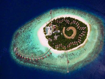 Отель Park Hyatt Maldives Hadahaa 5* Гаафу Алифу Атолл Мальдивы