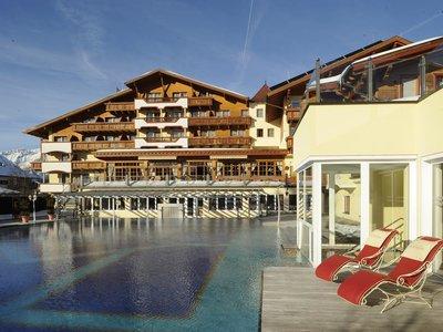 Отель Alpenpark Resort Superior 4* Зеефельд Австрия