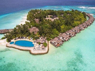 Отель Vivanta by Taj Coral Reef 5* Северный Мале Атолл Мальдивы