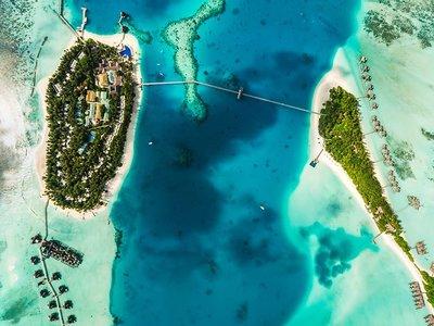 Отель Conrad Maldives Rangali Island 5* Ари (Алифу) Атолл Мальдивы