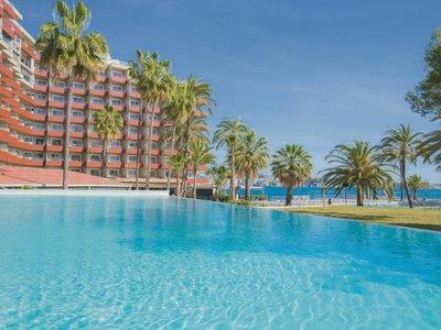 Отель Riu Palace Bonanza Playa Hotel 4* о. Майорка Испания