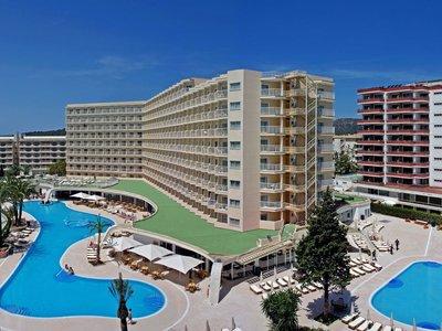 Отель Sol Guadalupe 4* о. Майорка Испания