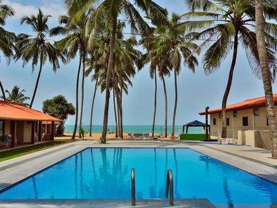 Отель Amagi Beach Hotel 2* Маравила Шри-Ланка