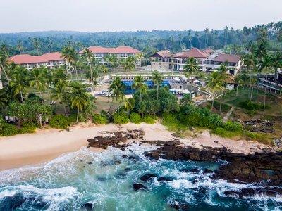 Отель Anantara Peace Haven Tangalle Resort 5* Тангалле Шри-Ланка