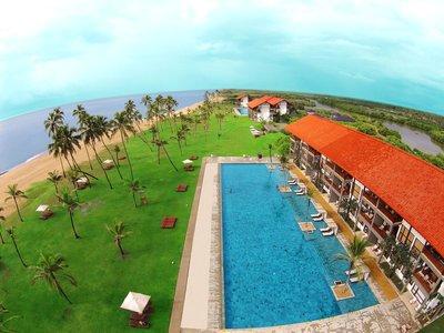Отель Anantaya Resort & Spa Chilaw 4* Негомбо Шри-Ланка