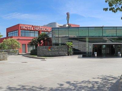 Отель Histrion Hotel 4* Порторож Словения