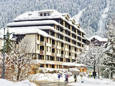 Отель Residence Maeva Le Chamois Blanc 3* Шамони Франция