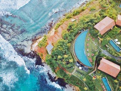 Отель Cape Weligama 4* Велигама Шри-Ланка