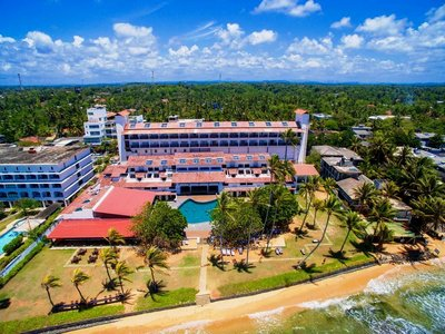 Отель Citrus Hikkaduwa 4* Хиккадува Шри-Ланка