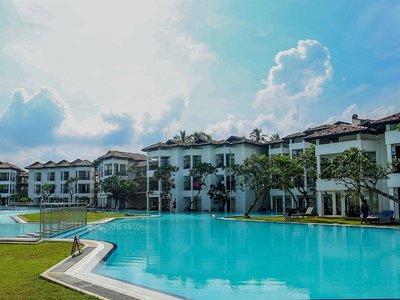 Отель Club Hotel Dolphin 4* Негомбо Шри-Ланка