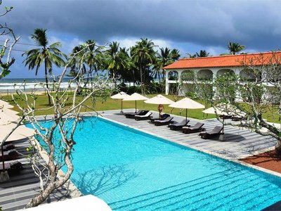 Отель Heritance Ayurveda 4* Берувела Шри-Ланка
