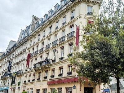 Отель Villa Opera Drouot Hotel 4* Париж Франция
