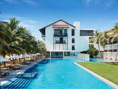 Отель Jetwing Blue 4* Негомбо Шри-Ланка