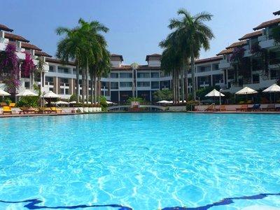 Отель Lanka Princess Ayurveda Hotel 4* Берувела Шри-Ланка