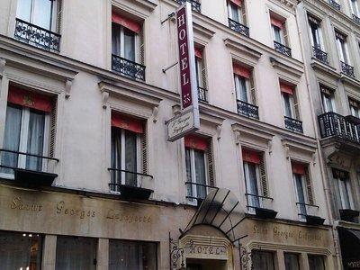 Отель St. George Lafayette Hotel 2* Париж Франция