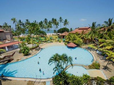 Отель Royal Palms Beach Hotel 5* Калутара Шри-Ланка
