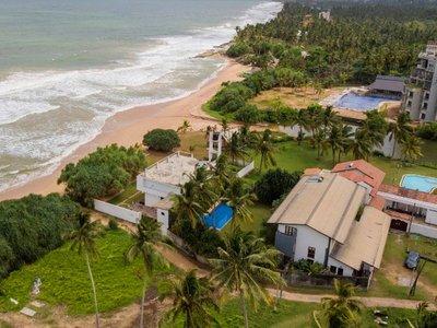 Отель Saffron & Blue 4* Косгода Шри-Ланка
