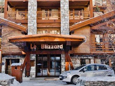 Отель Le Blizzard Hotel 5* Валь д'Изер Франция