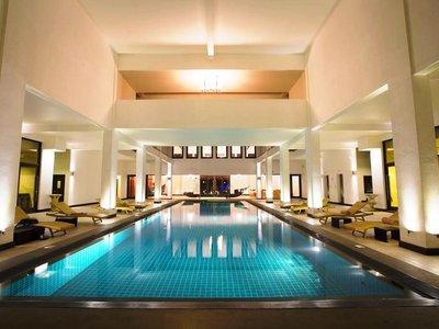 Отель Shinagawa Beach 4* Хиккадува Шри-Ланка