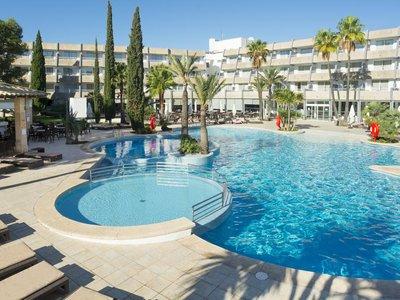 Отель Mar Hotels Rosa del Mar & Spa 4* о. Майорка Испания