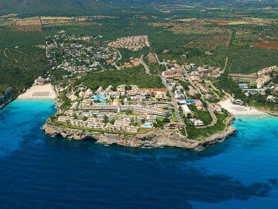 Отель Blau Punta Reina Resort Apart 4* о. Майорка Испания