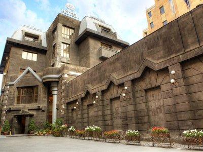 Отель Aviatrans Hotel 4* Ереван Армения