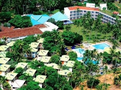 Отель Villa Ocean View 3* Ваддува Шри-Ланка