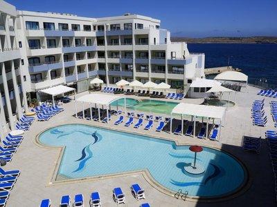 Отель Labranda Riviera Resort & Spa 4* Меллиеха Мальта