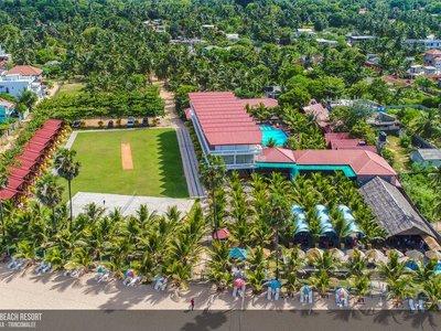 Отель JKAB Beach Resort 4* Тринкомали Шри-Ланка