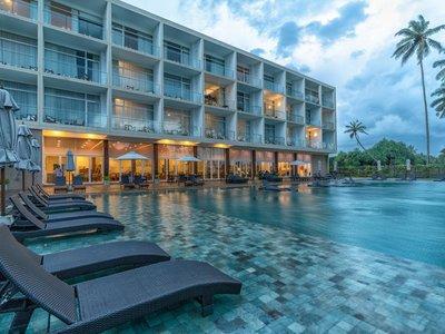 Отель Habitat Hotel Kosgoda 5* Косгода Шри-Ланка