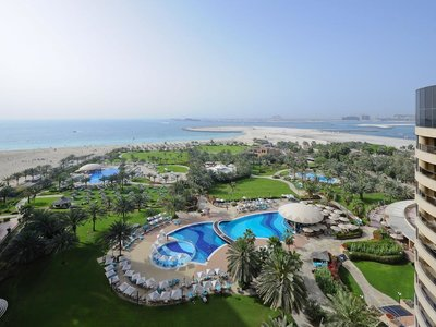 Отель Le Royal Meridien Beach Resort & Spa 5* Дубай ОАЭ
