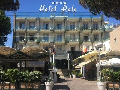 Отель Polo Hotel 4* Римини Италия