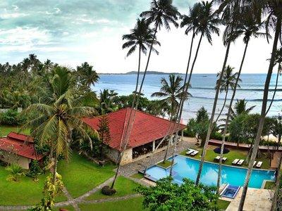 Отель Weligama Bay Resort 4* Велигама Шри-Ланка