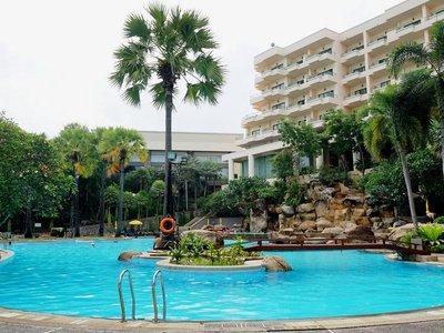 Отель Garden Sea View Resort 4* Паттайя Таиланд