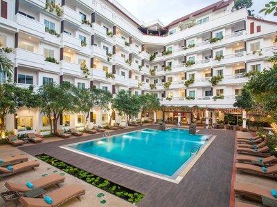 Отель Hill Fresco Pattaya Hotel 3* Паттайя Таиланд
