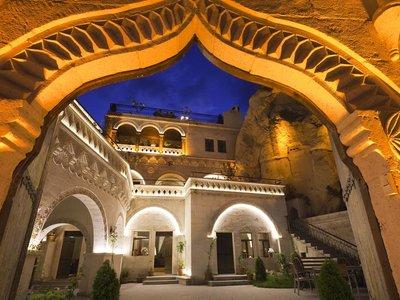 Отель Roma Cave Suite 4* Каппадокия Турция