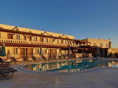 Отель Burcu Kaya Hotel 4* Каппадокия Турция