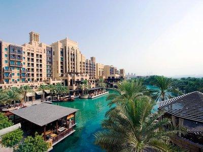 Отель Madinat Jumeirah Mina A Salam Hotel 5* Дубай ОАЭ