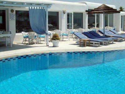 Отель Marianna Hotel 2* о. Миконос Греция