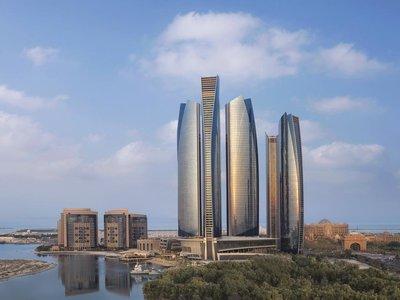 Отель Jumeirah at Etihad Towers 5* Абу Даби ОАЭ