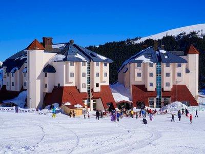 Отель Monte Baia Hotel 4* Улудаг Турция