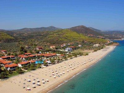 Отель Bomo Assa Maris Beach 4* Халкидики – Ситония Греция