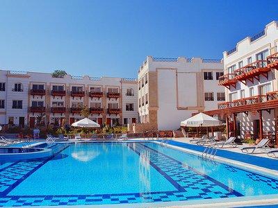 Отель Falcon Naama Star Hotel 3* Шарм эль Шейх Египет