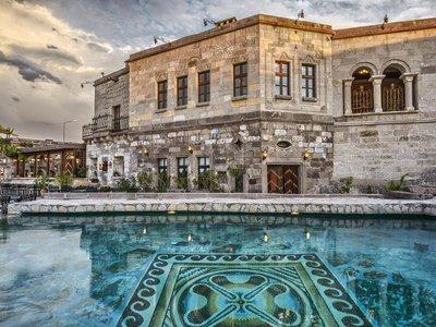 Отель Museum Hotel 4* Каппадокия Турция