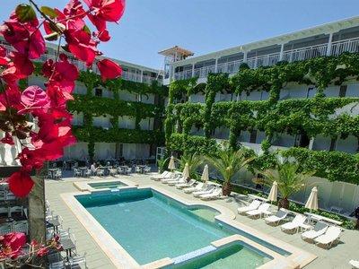 Отель Olympic Kosma Hotel 3* Халкидики – Кассандра Греция