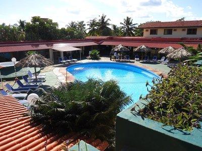 Отель Islazul Oasis Hotel 2* Варадеро Куба